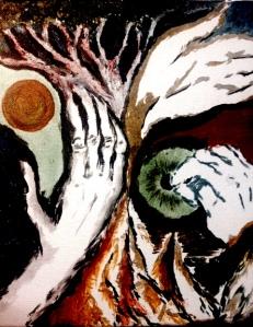 Hands of God - Nithya Iyer