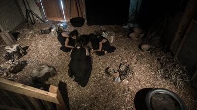 MOKITA a secular grieving ritual, durational performance 2017