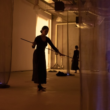 HOME, performance at Mapping Melbourne 2018
